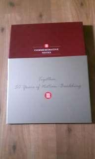 SG50 Commemorate notes