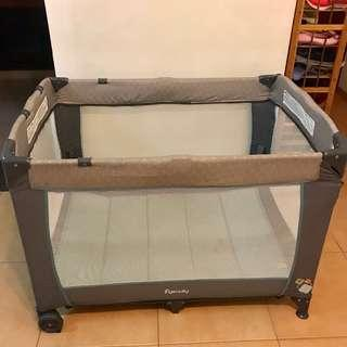 Ingenuity baby cot