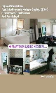 Apartemen Mediteria Kelapa Gading Residence - Tower Casa Bella
