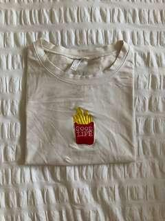 Fries tshirt