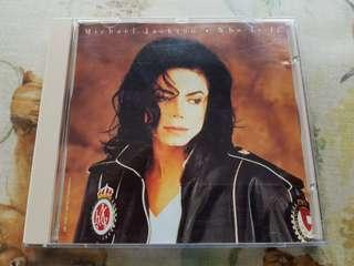 Michael Jackson Who Is It CD single