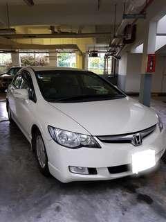 Honda Civic 1.3 Hybrid Auto