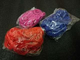 🚚 彩色橡皮筋(有換物家或是有直購家可免費送一包