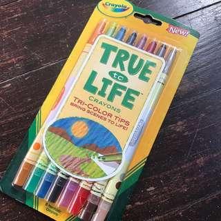 True to Life - Crayola