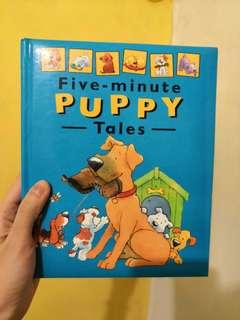 Five Minute Puppy Tales