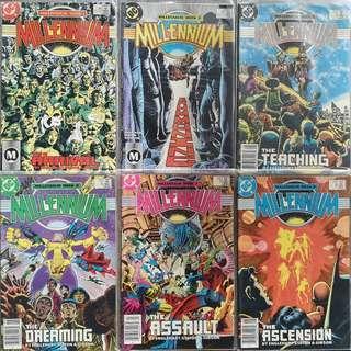 Millennium Mini Series Comics