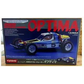 KYOSHO 1/10 Optima 4WD (Re-released 2016 - Kit No. 30617)