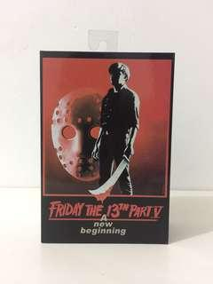Neca Friday The 13th Part 5
