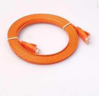 CAT 6 LAN Network cable 5 meter/15 meter LAN Flat cable