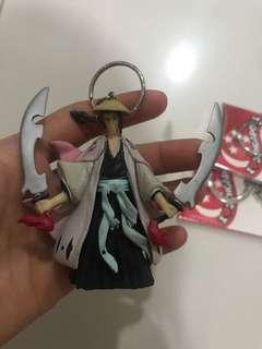 Keychain collectible