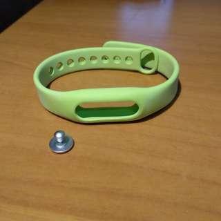 小米手環炫彩腕帶(綠色)