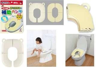 日本製🇯🇵外出用便攜摺疊 便座墊🚽 (附墊子及小收納袋)