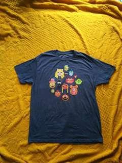 T-shirt muppets