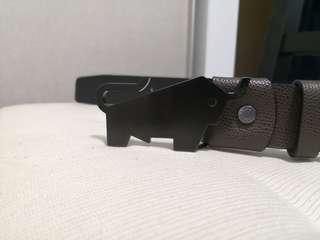 Braun Buffel Belt