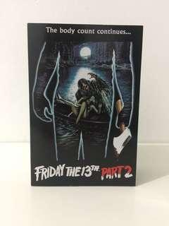 NECA Friday The 13th Part 2