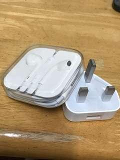 Apple原裝耳機,插so