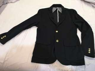 Black Blazer (Thick)