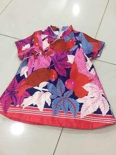CNY oriental dress