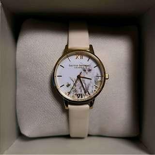 🚚 Olivia burton貓咪手錶