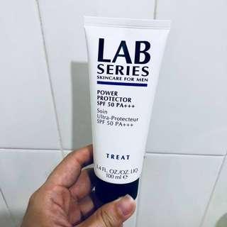 Lab Series Sun protector