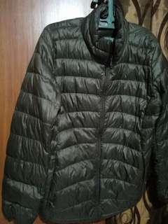 Uniqlo Ultralight Goosedown Jacket Bulu Angsa