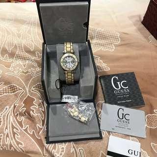 Gc Broken White Watch