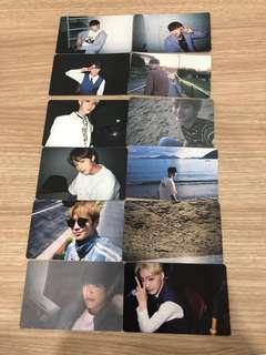 [Ready Stock] Wanna One Khino Ver Member Photocard