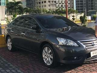 Nissan Sylphy 1.8 Top of the line