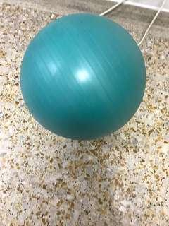 Gym Ball Light 55cm Decathalon S size