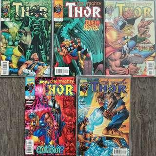 The Mighty Thor Vol 2 Comics