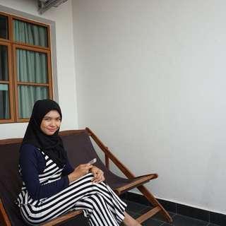 Stripe Jumpsuit Black & White