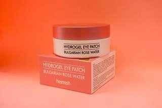 Heimish Bulgarian Rose Water Hydrogel Eye Patch