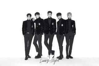 KNK LONELY NIGHT