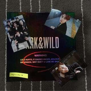 [ WTS ] BTS Dark & Wild Album