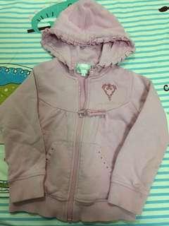 🚚 Disney 女童外套