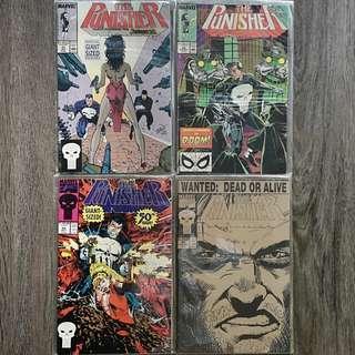 The Punisher Vol 2 Comics