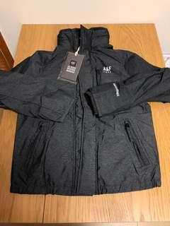 Abercrombie and Fitch A&F ANF All Season Weather Jacket