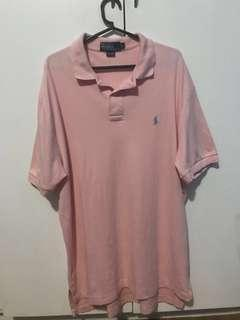 Pink RL Polo