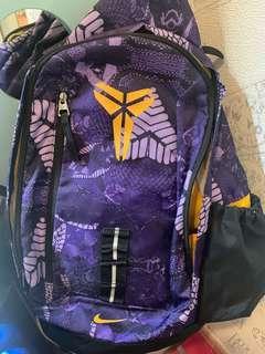Kobe nike backpack 背囊