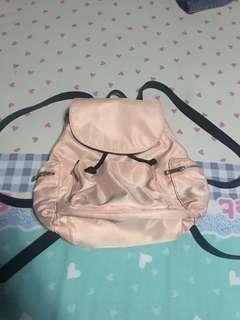 F21 Pink Backpack