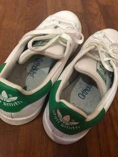 Authentic Adidas Stan Smith Green