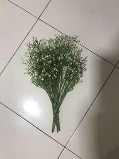 Fake baby breath
