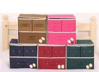 Portable mini drawer