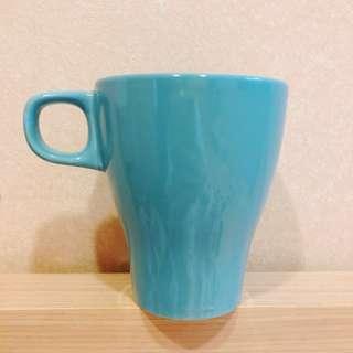 馬克杯, 土耳其藍 水杯 飲料杯 咖啡杯 Mug
