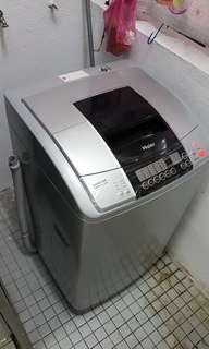 FACTORY UNIT: Haire FULLY AUTOMATIC WASHING MACHINE 8.5KG