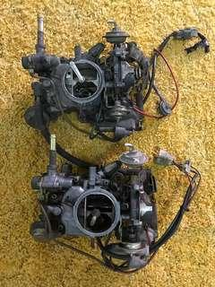 MAZDA FORD 1.6 SOHC CARBURETOR