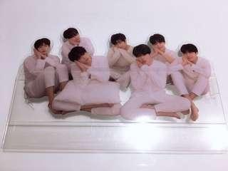 BTS love yourself TEAR official standee