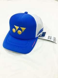 Authentic Yonex LCW Mesh Cap Limted Edition (Frosty Blue)