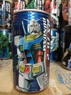 日版 百事可樂 Pepsi 機動戰士 高達 Gundam 可樂收藏罐