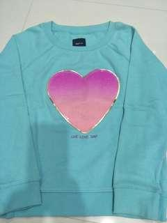 Limited edition pre-loved GAP Kids sweater for boys and girls